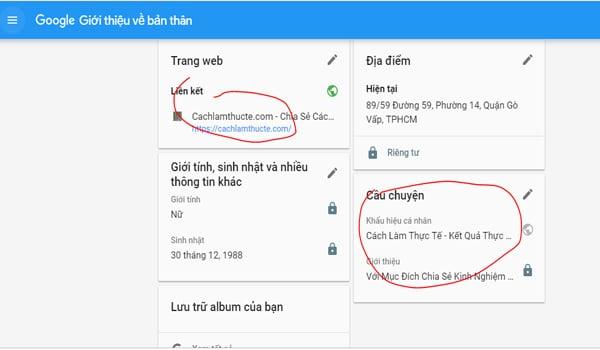 Cac Vi Tri Can Toi Uu Cua Google Plus