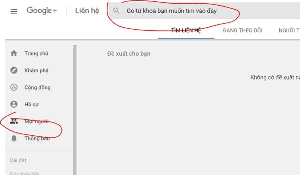 Cach Tang Nhieu Follower Trong Google Plus