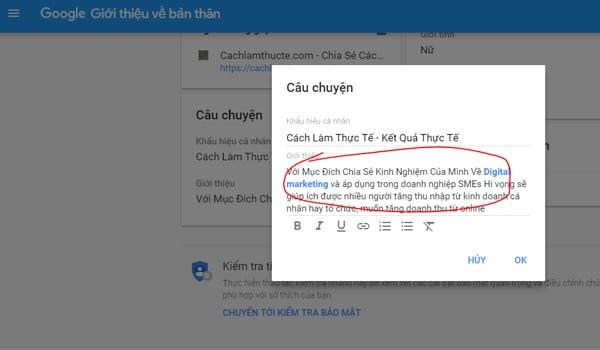 Cach Toi Uu Cau Chuyen Trong Google Plus