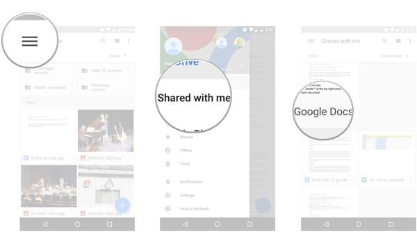Cach Xem Tai Lieu Duoc Chia Se Tren Google Drive