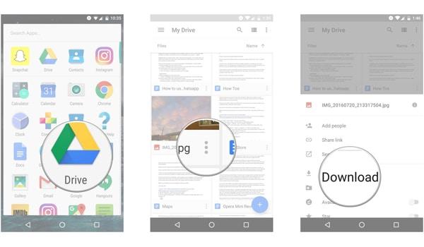Huong Dan Tai Tieu Lieu Tu Google Drive Xuong