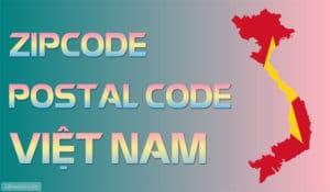 Ma Postal Code Buu Chinh Viet Nam