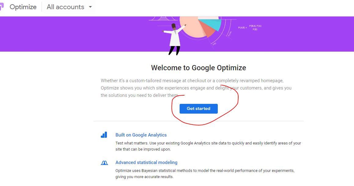 Giao Dien Google Optimize